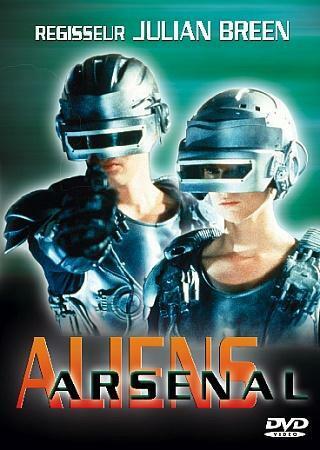 Alien Arsenal - Welt in Gefahr