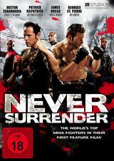 Never Surrender - Poster