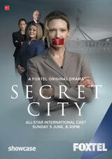 Secret City - Poster