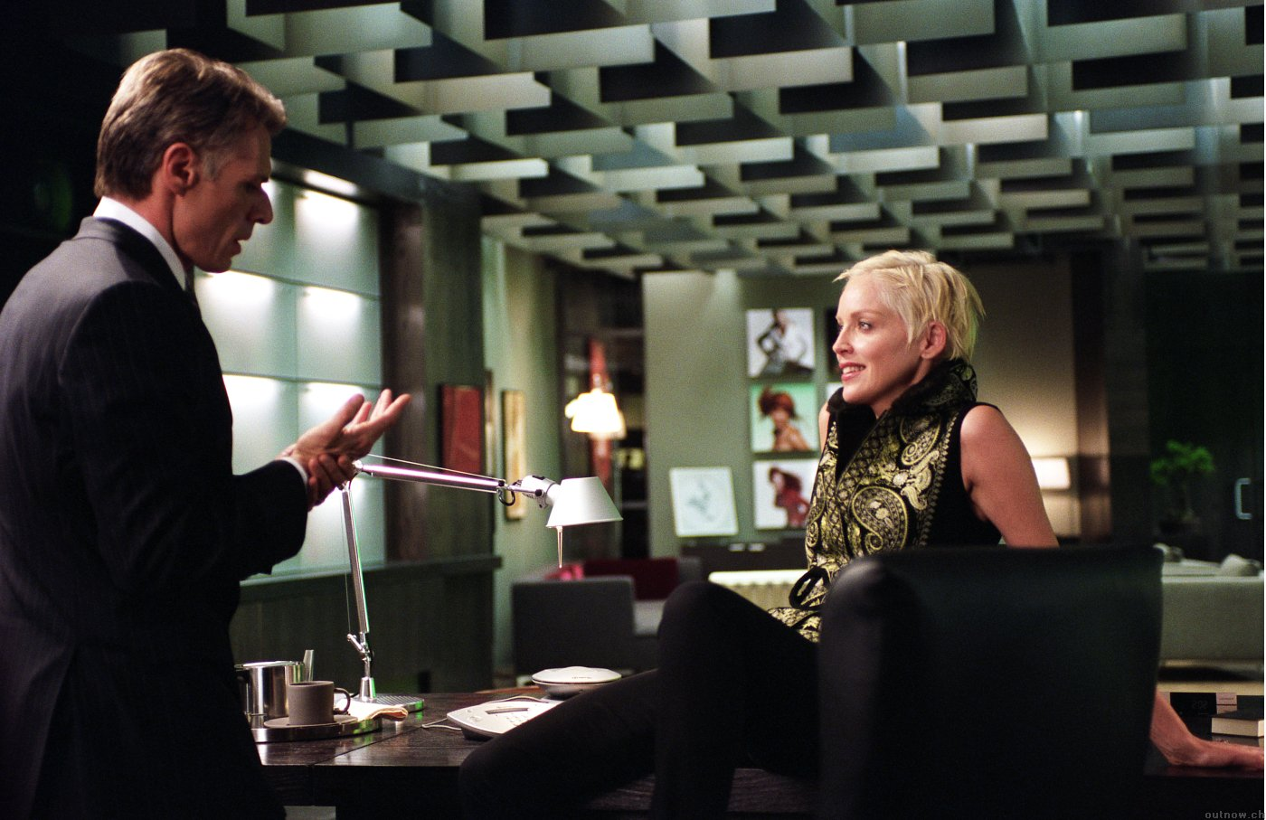 Catwoman mit Sharon Stone und Lambert Wilson - Bild 23