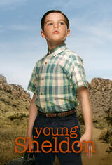Young Sheldon - Staffel 3 - Poster