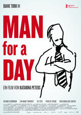 Man for a Day - Poster