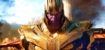 Bild zu:  Thanos in Avengers: Infinity War