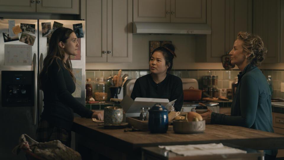 Sorry for Your Loss, Sorry for Your Loss - Staffel 1 mit Elizabeth Olsen, Janet McTeer und Kelly Marie Tran