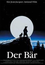 Der Bär - Poster