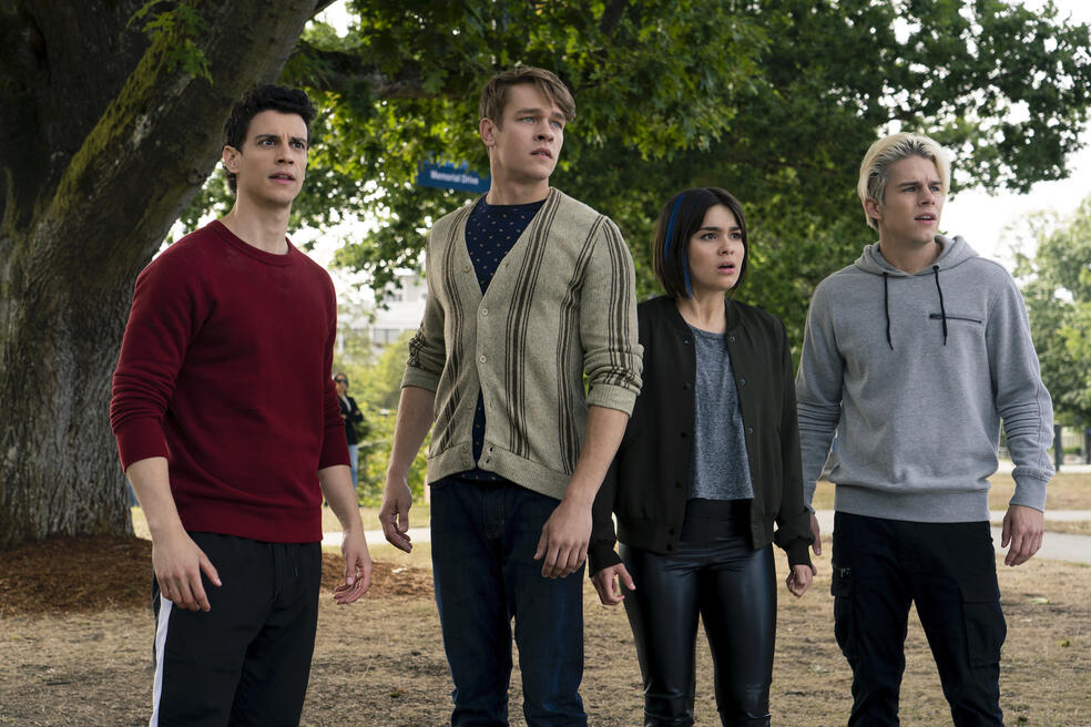 The Order, The Order - Staffel 2 mit Jake Manley