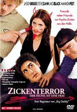 Zickenterror - Der Teufel ist eine Frau - Poster