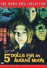 Fünf Puppen auf der Terrorinsel
