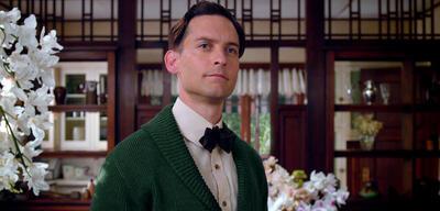 Tobey Maguire in Der große Gatsby