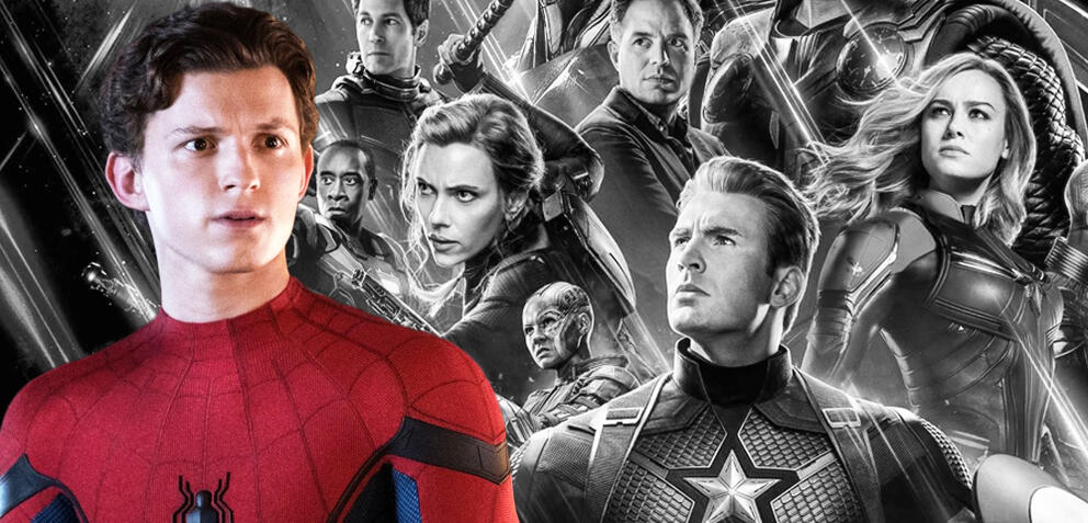 Tom Holland als Spider-Man/Avengers: Endgame