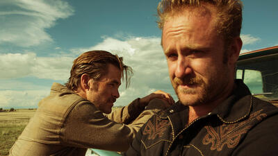 Hell or high water mit chris pine und ben foster edit