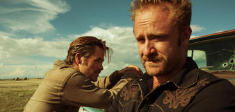 Hell or High Water mit Chris Pine & Ben Foster