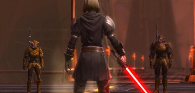 Startet BioWare Austin neben Star Wars: The Old Republic ein zweites Spiel?