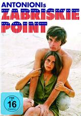 Zabriskie Point - Poster