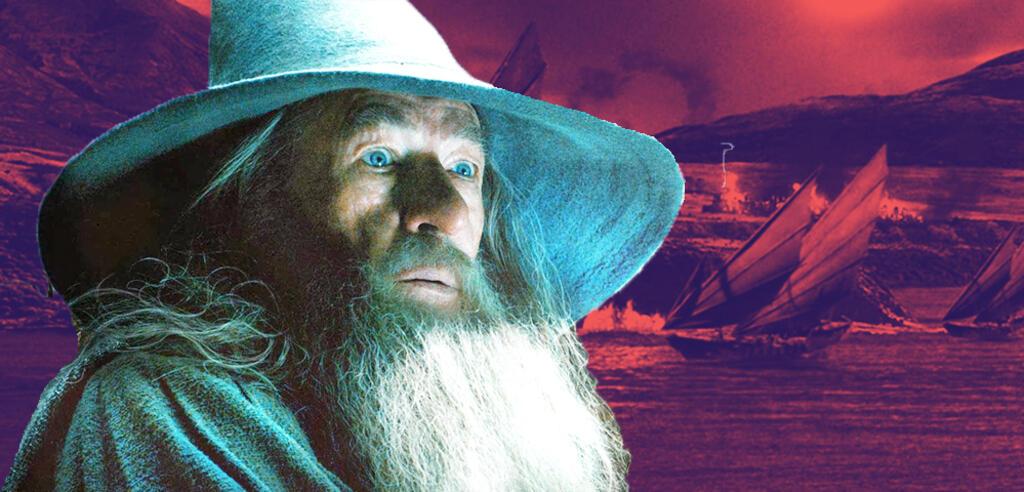 Die Herr der Ringe Ahoi: Die Serie sticht in See