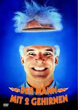 Der Mann mit den zwei Gehirnen - Poster