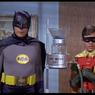 Batman hält die Welt in Atem mit Adam West und Burt Ward - Bild
