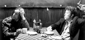 Iggy Pop und Tom Waits in Coffee and Cigarettes
