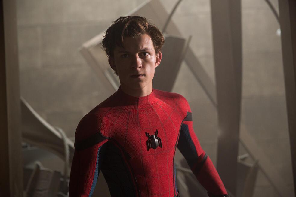 Spider-Man: Homecoming mit Tom Holland