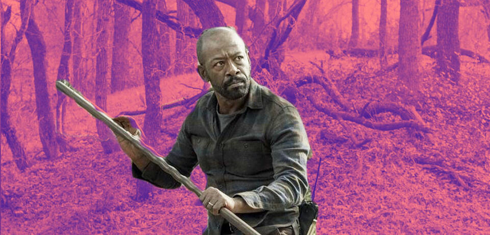 Lennie James in Fear the Walking Dead