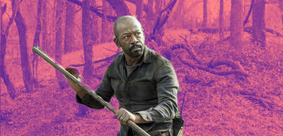 Lennie James in Fear the Walking Dead
