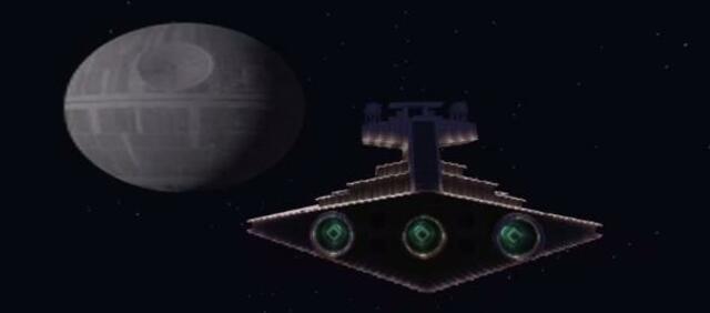 Star Wars als Minecraft-Film