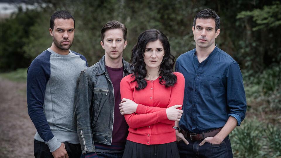 The Five, Staffel 1 mit Tom Cullen, O.T. Fagbenle, Lee Ingleby und Sarah Solemani