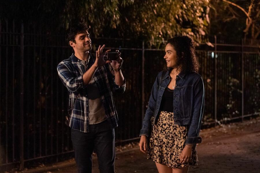 Little Voice, Little Voice - Staffel 1 mit Sean Teale und Brittany O'Grady