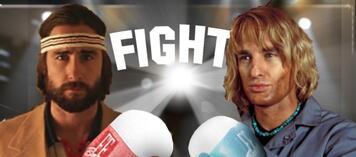 Willkommen zum Fight der Woche: Luke vs. Owen