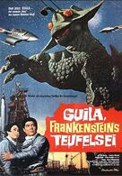 Guila - Frankensteins Teufelsei