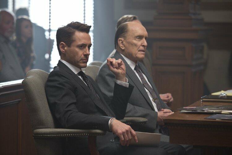 Der Richter: Recht oder Ehre mit Robert Downey Jr. und Robert Duvall