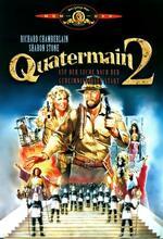 Quatermain II - Auf der Suche nach der geheimnisvollen Stadt Poster