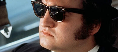 John Belushi will be back