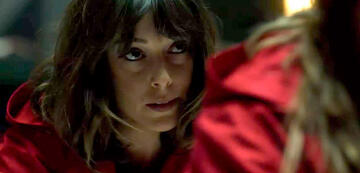 Haus des Geldes, Staffel 3: Belén Cuesta als Geisel