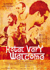 Hotel Very Welcome - Poster