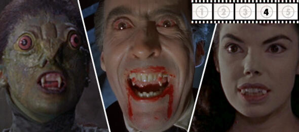 Und jetzt schön die Zähne gespitzt: Bei Hammer wurde gerne zugebissen.