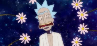 Rick and Morty-Kurzfilm:Samurai & Shogun