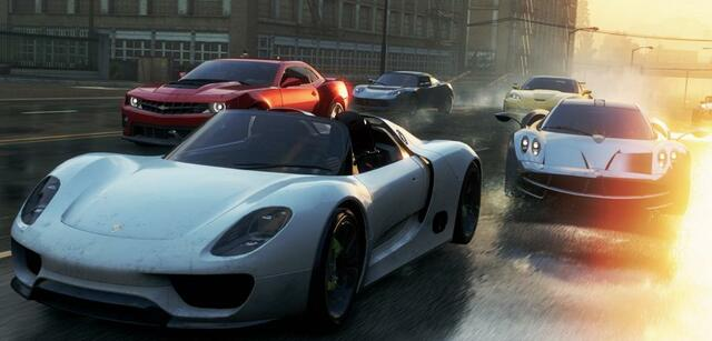 Need for Speed: Most Wanted ist umsonst bei Origin