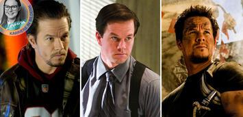 Bild zu:  Mark Wahlberg in Vier Brüder, Departed - Unter Feinden und Transformers 4: Ära des Untergangs