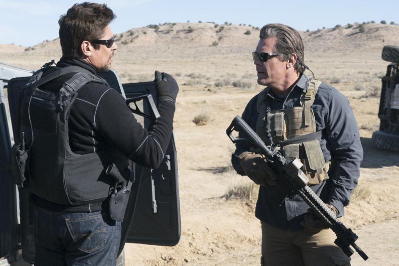 Sicario 2: Soldado mit Josh Brolin