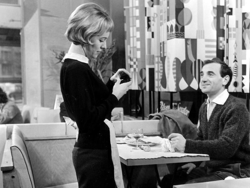 Schießen Sie auf den Pianisten mit Charles Aznavour und Nicole Berger - Bild 8 von 26