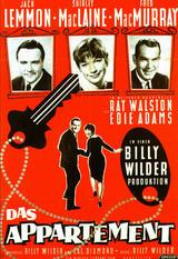 Das Appartement - Poster