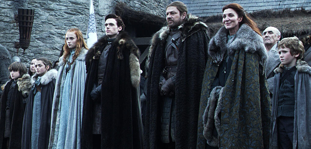 Serien Wie Games Of Thrones