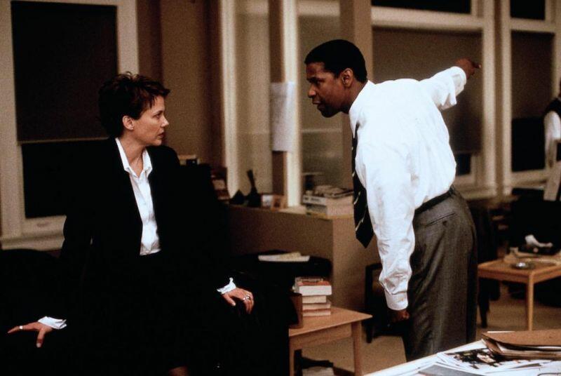 Ausnahmezustand mit Denzel Washington und Annette Bening
