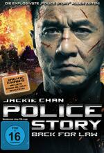 Police Story - Back for Law Poster