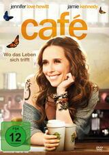 Café - Wo das Leben sich trifft - Poster