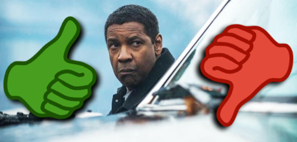 Denzel Washington in The Equalizer 2