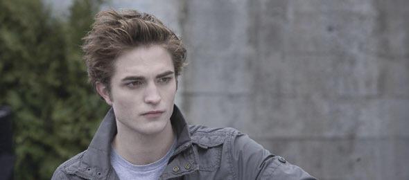 Robert Pattinson als Edward Cullen in der Twilight-Saga