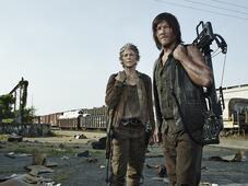The Walking Dead kehrt bald zurück. Hier gibt's neue Bilder aus der 5. Staffel. Bildergalerie Detail-Ansicht