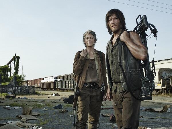 The Walking Dead kehrt bald zurück. Hier gibt's neue Bilder aus der 5. Staffel. - Bild 3 von 4